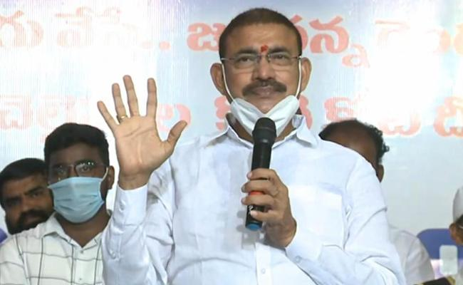 Minister Venugopal Krishna Comments On Chandrababu - Sakshi