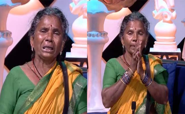 Bigg Boss 4 Telugu: Gangavva Cries And Sick In House - Sakshi
