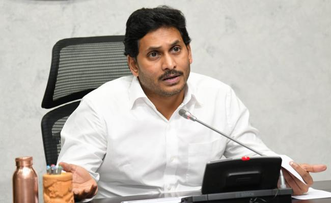 CM YS Jagan Review Meeting On Covid 19 Preventive Measures Today - Sakshi