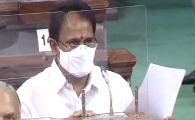 Mopidevi Venkata Ramana Speech In Rajya Sabha Over FIDF - Sakshi
