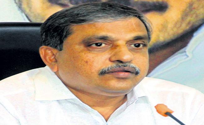 Sajjala Ramakrishna Reddy Comments On Opposition Parties - Sakshi