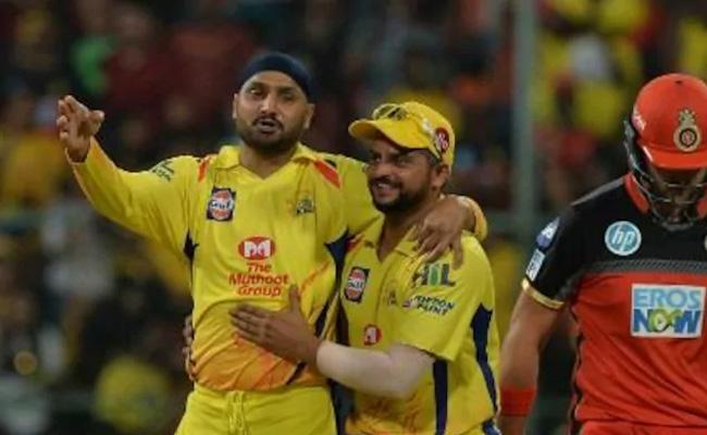 Harbhajan Singh On CSK Missing Him And Suresh Raina In IPL 2020 - Sakshi
