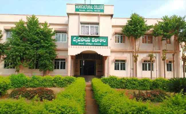 Agriculture Diploma Notification Released In Karimnagar - Sakshi