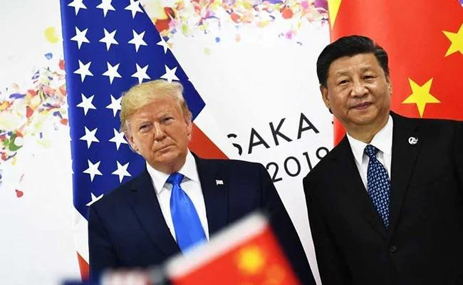 China Accuses US Of Bullying After TikTok and WeChat Ban - Sakshi
