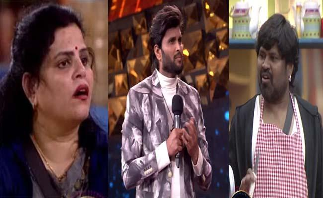 Bigg Boss 4 Telugu: These Contestants Are In Danger Zone - Sakshi