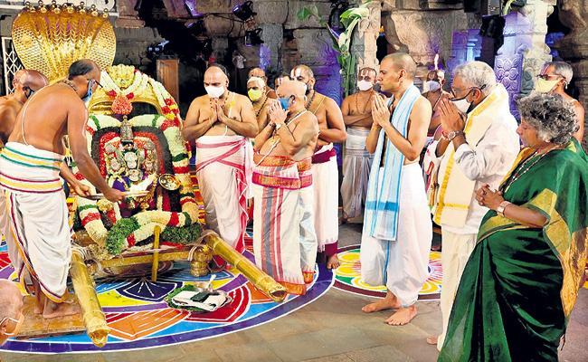 YV Subbareddy Comments On Srivari Brahmotsavalu - Sakshi