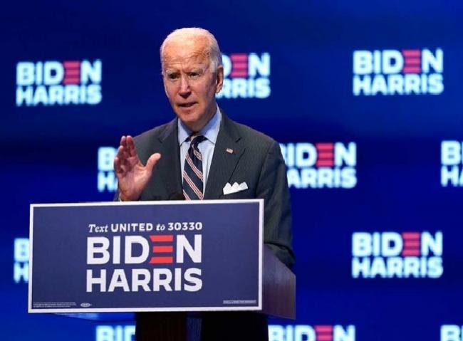 Joe Biden Say No Tolerance For Terrorism In South Asia - Sakshi