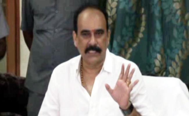Free power to farmers will continue says Minister Balineni Srinivasa Reddy - Sakshi
