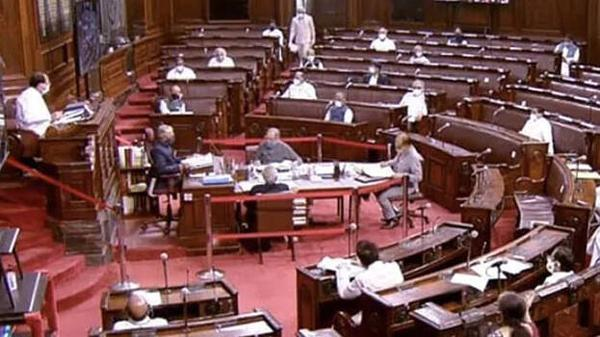 Farm Bills Cleared In Rajya Sabha - Sakshi