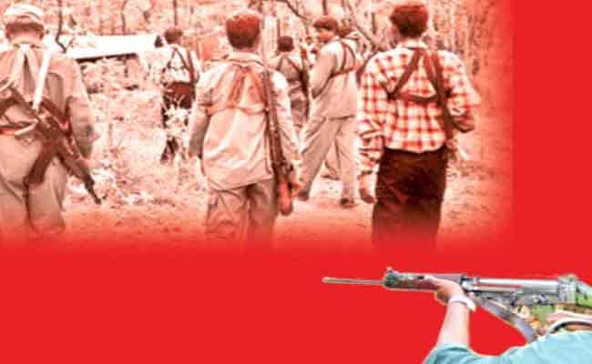 Maoist Bhaskar Escaped In Kadamba Forest At Asifabad - Sakshi
