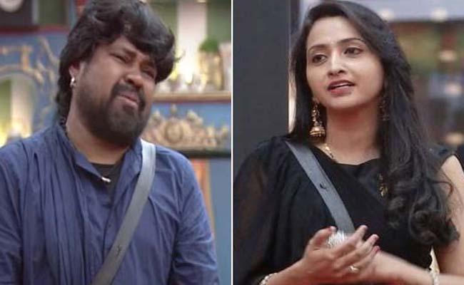 Bigg Boss 4 Telugu: Lasya Says Sorry To Amma Rajasekhar - Sakshi