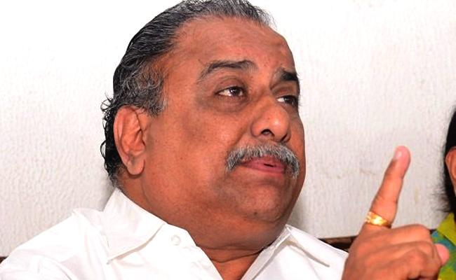 Mudragada Padmanabham Denies To Lead Kapu Reservation Movement - Sakshi