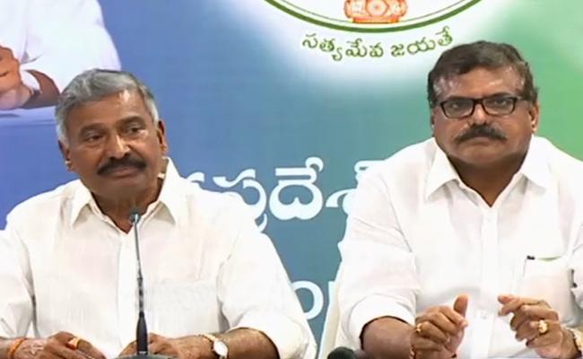 AP Government Key Orders On Village Ward Volunteer Ministry Allocation - Sakshi