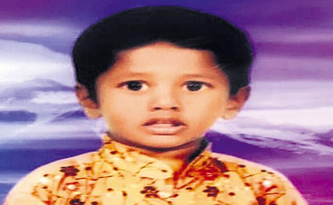 Brutal Murder Of A Boy In Guntur District - Sakshi
