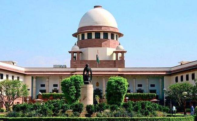 AP Government Petition In Supreme Court Over Dammalapati Srinivas Stay Order - Sakshi