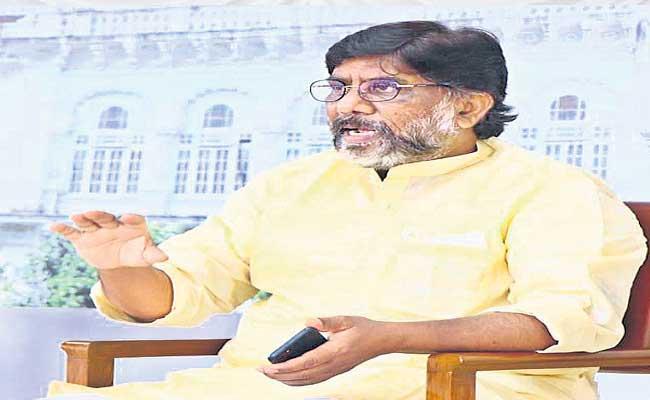We Will Cancel Pharma Cities Says Bhatti Vikramarka - Sakshi