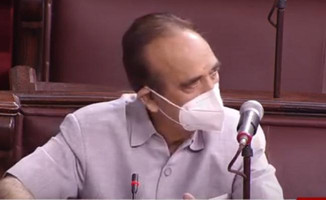 Gulam Nabi Azad Says Boycott Rajya Sabha Till Suspension Of 8 Members Revoked - Sakshi