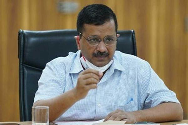 Kejriwal Sisodia Laud Suspended Rajya Sabha Mps - Sakshi