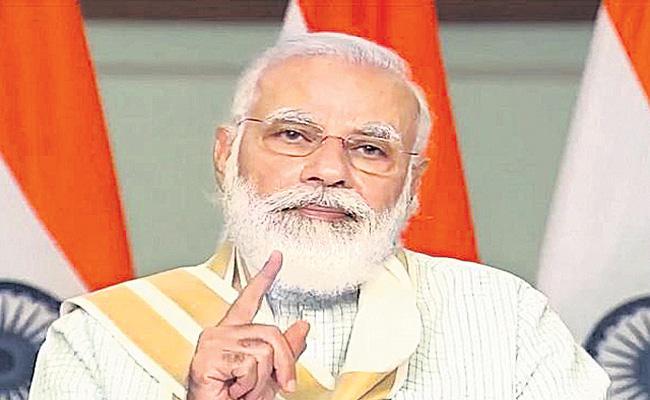 PM Narendra Modi says farm bills are need of 21st century India - Sakshi