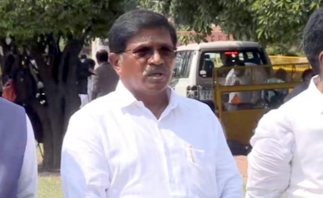 government Is  Ready For  CBI Probe SAYS MP Brahmanandareddy  - Sakshi
