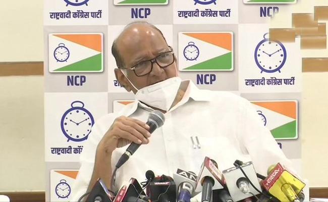 Sharad Pawar: Never Seen Bills Passed Like This - Sakshi