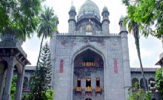 Telangana High Court Imposed Stay On KTR Farm House Controversy - Sakshi