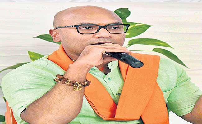 Dharmapuri Arvind Speaks About New Agriculture Law - Sakshi