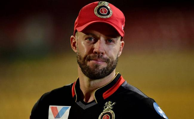 AB de Villiers Says I Was Surprised With My Performance Against SRH - Sakshi