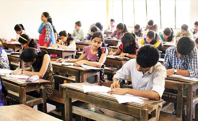 AP Government Decided To Promote Open Tenth And Inter Students - Sakshi