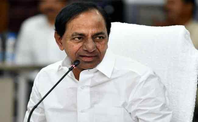 CM KCR Review On Dharani Portal - Sakshi