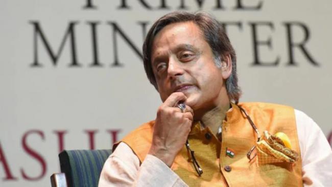 Shashi Tharoor Slams NDA For Lack of Data - Sakshi