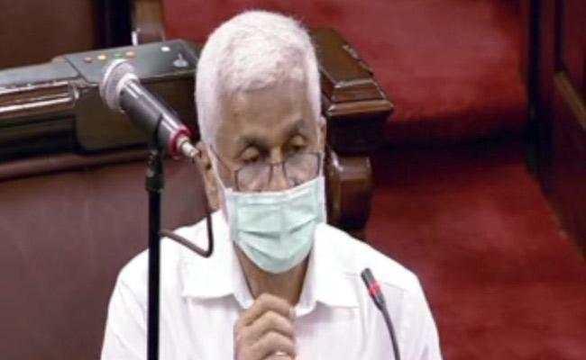 Vijaya sai Reddy: Request To Set Up Forensic University In Andhra Pradesh - Sakshi