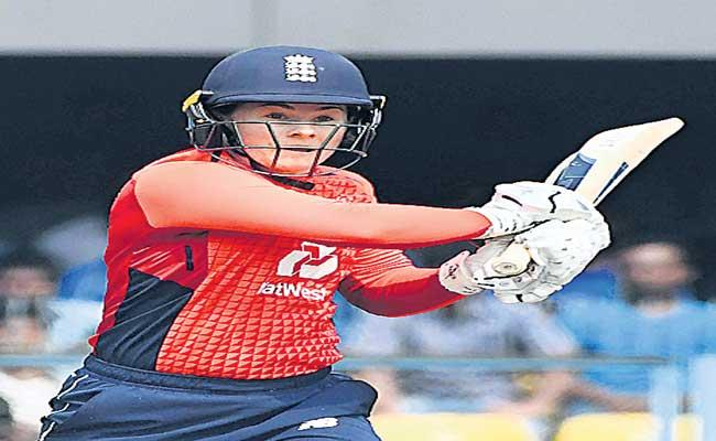 England Womens Cricket Team Won First T20 Against West Indies - Sakshi
