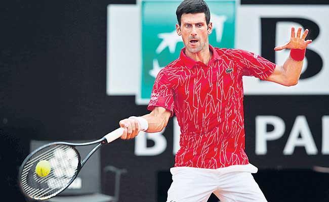Another New Record For Novak Djokovic - Sakshi