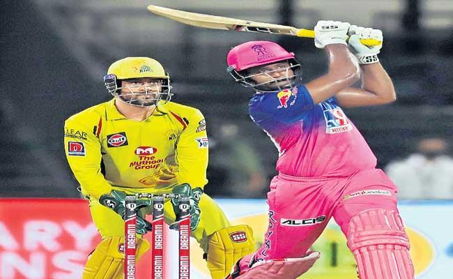 Rajasthan Royals Won First Match In IPL Against CSK - Sakshi