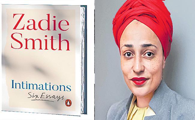 Intimations Book Review By Padmapriya - Sakshi