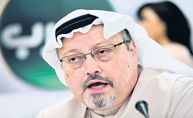Saudi hands jail terms to 8 in final Jamal Khashoggi verdict - Sakshi