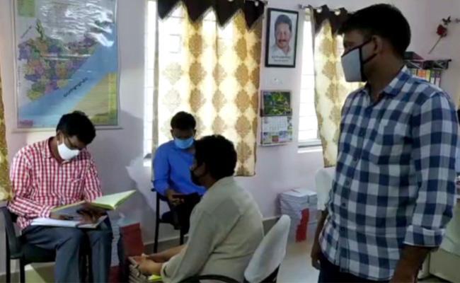 ACB Conducts Rides in Various Places Of Andhra Pradesh - Sakshi