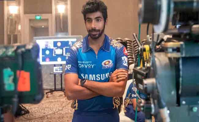 IPL 2020 Jasprit Bumrah Try Out 6 Different Bowling Actions During Practice - Sakshi