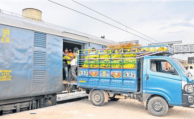Kisan Rail Will Flag Off From Anantapur on September 9 - Sakshi