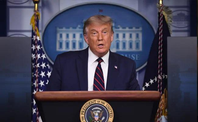 Trump Said Kamala Harris Become First Woman President Will Be Insult To US - Sakshi