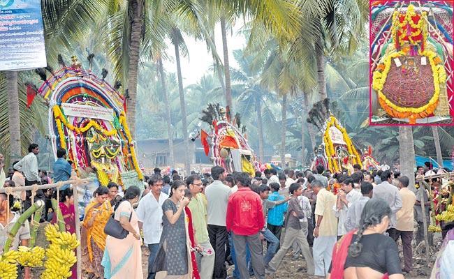 Special Story On konaseema Jagganna Thota - Sakshi